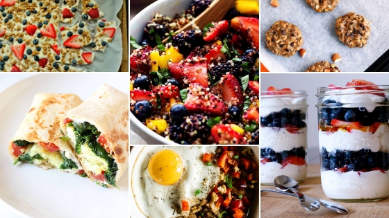 20 Healthy Breakfast Ideas for Busy Mornings
