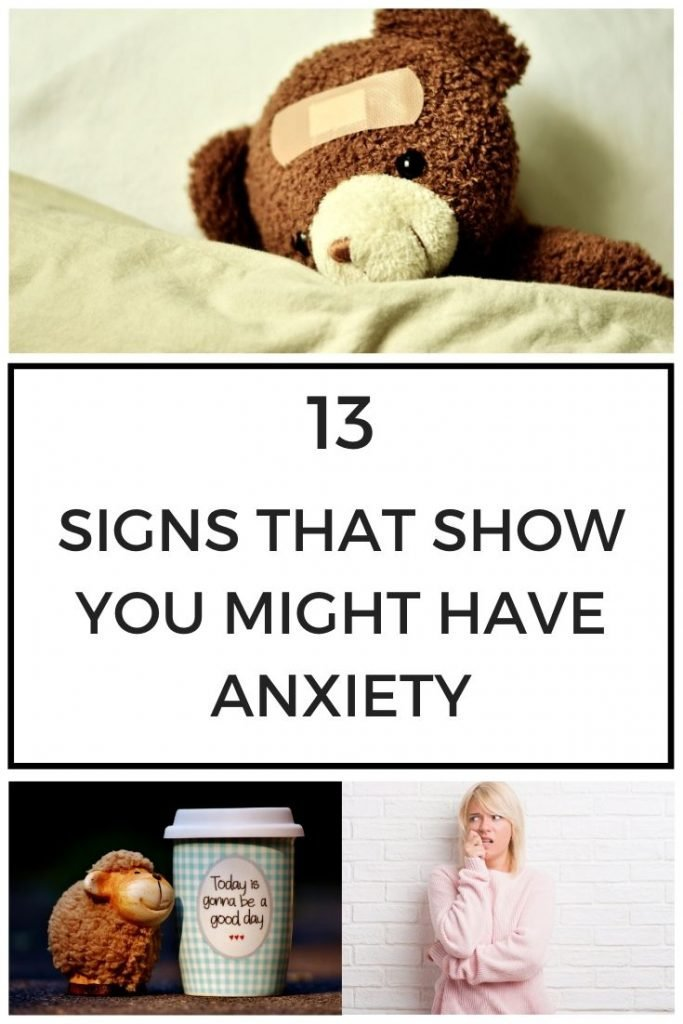 Anxiety-signs